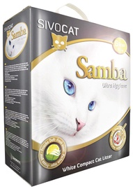 Kačių kraikas Sivocat Samba Ultra Hygiene, 6 l