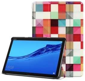 "TakeMe Texture Book Case For Huawei MediaPad T5 10"" Multicolor"
