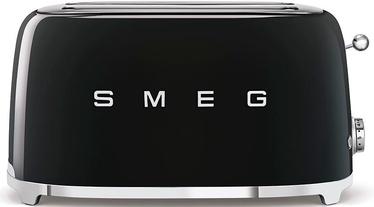 Smeg Toaster TSF02BLEU Black