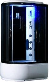 Vento Napoli Massage Shower 120x215cm Right