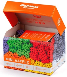 Marioinex Mini Waffle Construction Blocks 500pcs 902141