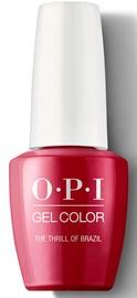 Nagu laka OPI Gel Color The Thrill of Brazil