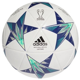 Adidas Finale Kiev Capitano Ball CF1198 White Blue 4