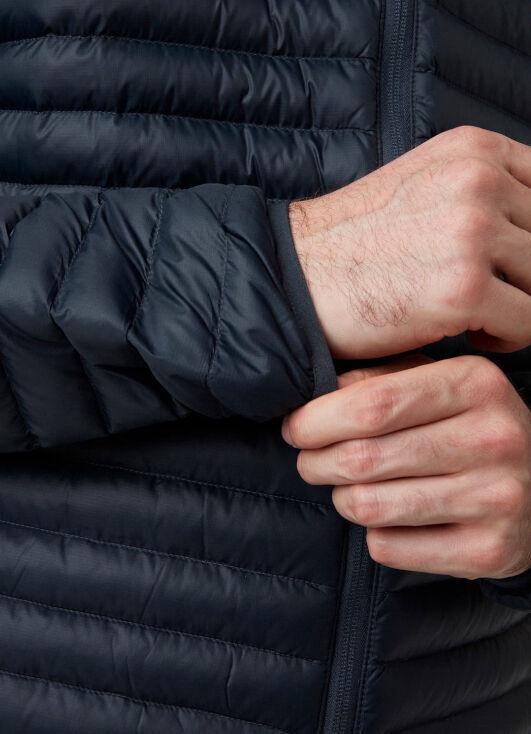 Helly Hansen Sirdal Hooded Insulator Mens Jacket 62989-983 Slate M
