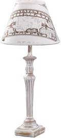 Fischer & Honsel City 54351 Table Lamp 30W E14