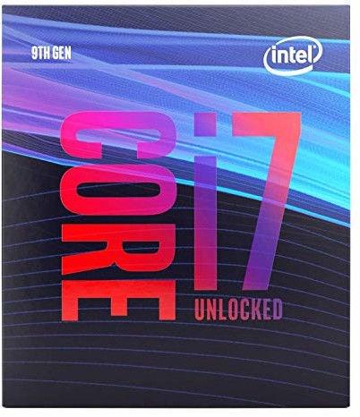 Procesors Intel® Core™ i7-9700KF 3.6GHz 12MB BOX BX80684I79700KF