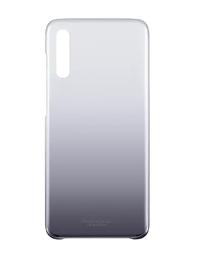 Samsung Gradation Back Case For Samsung Galaxy A70 Black