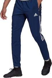 Adidas Tiro 21 Woven Tracksuit Bottoms Pants GH4470 Navy L