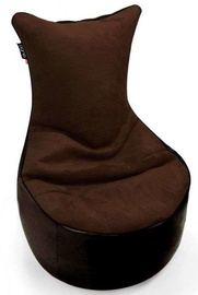 Qubo Bean Bag Muff Chocolate
