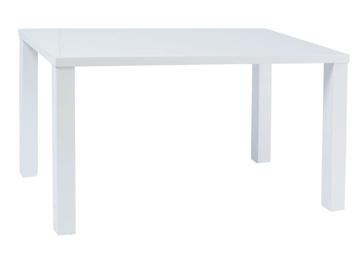 Valgomojo stalas Signal Meble Montego White, 1400x800x750 mm