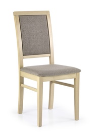 Стул для столовой Halmar Sylwek Sonoma Grey, 1 шт.