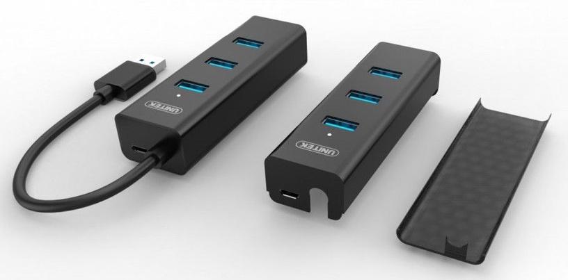 USB-разветвитель (USB-hub) Unitek Y-3089 HUB 4x USB 3.0 BC1.2