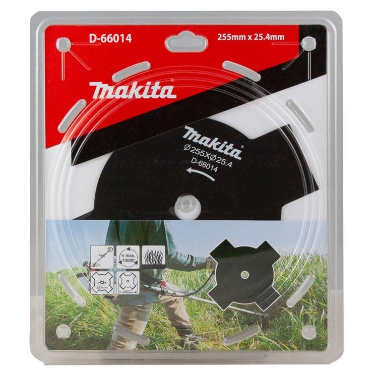 Makita Brush Cutter Blade 4-Tooth D-66014