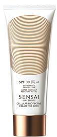 Sensai Sensai Silky Bronze Cellular Protective Cream For Face SPF30 150ml
