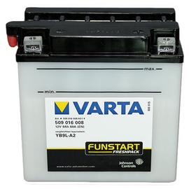 Varta Powersports Freshpack SLI YB9L-A2