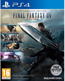 Final Fantasy XIV Online The Complete Edition incl. Shadowbringers PS4