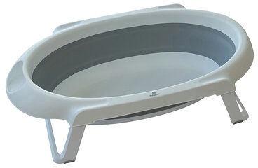 Детская ванночка BabyDan Foldable Bath, синий