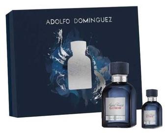 Rinkinys vyrams Adolfo Dominguez Agua Fresca Extreme 120 ml EDT + 30 ml EDT