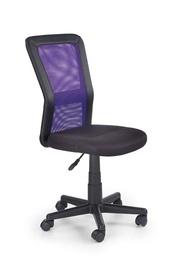 Vaikiška kėdė Cosmo, juoda/violetinė