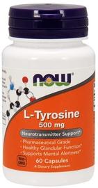 Now Foods L-Tyrosine 500mg 60 Caps