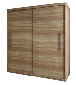 Idzczak Meble Rico 2D Wardrobe Sonoma Oak