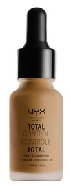 NYX Total Control Drop Foundation 13ml TCDF17 Cappuccino