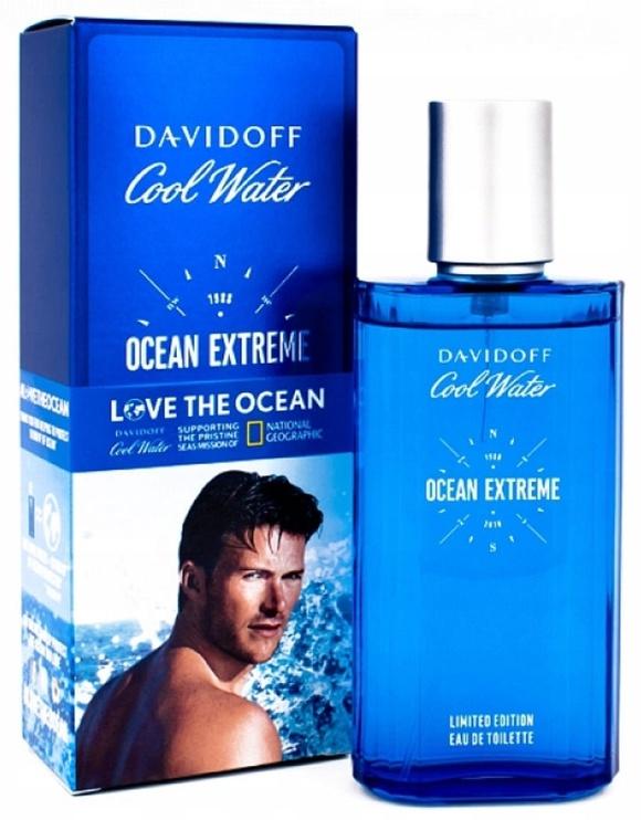 Tualetinis vanduo Davidoff Cool Water Ocean Extreme 75ml EDT