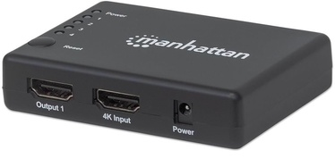 Manhattan 4-Port HDMI Splitter 207706