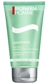 Biotherm Homme Aquapower Shower Gel 150ml