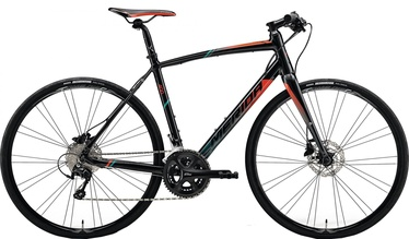Merida Speeder 400 Black/Red 52cm/S-M