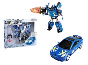 Žaislinis robotas Toyota Celica