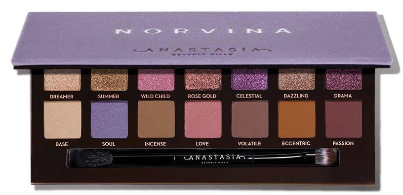 Anastasia Norvina Eyeshadow Palette 9.9g