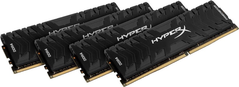 Kingston HyperX Predator 32GB 3600MHz CL17 DDR4 KIT OF 4 HX436C17PB3K4/32