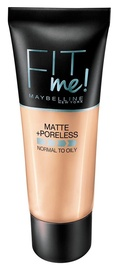 Maybelline Fit Me Matte + Poreless Foundation 30ml 130 Buff Beige