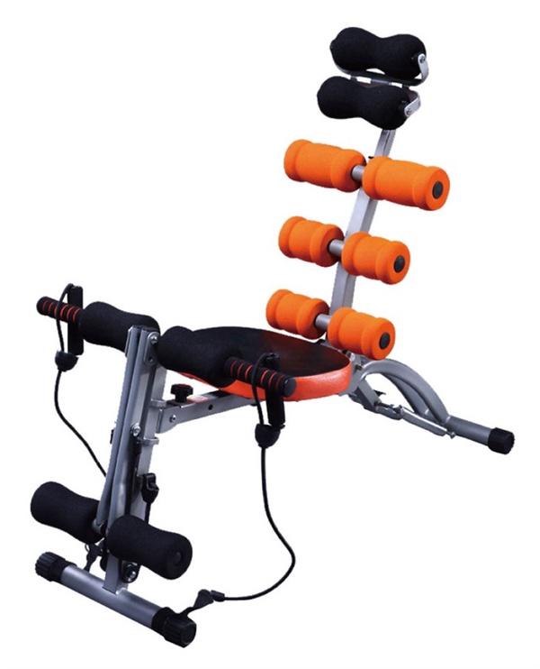 Pilvo raumenų treniruoklis VirosPro Sports LS9001