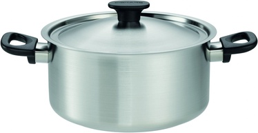 Fiskars Essential Casserole 3L Stainless Steel