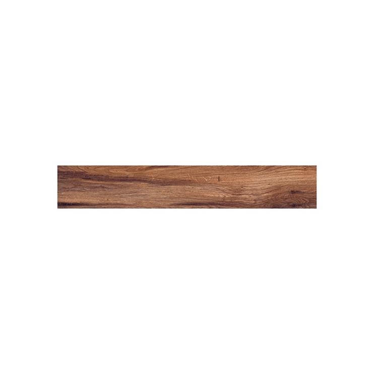 Akmens masės plytelės Sagano Chestnut Rect, 20 x 120 cm