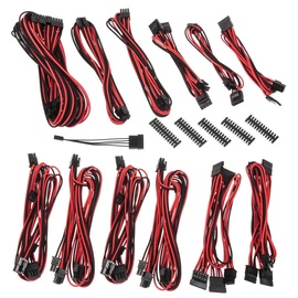 BitFenix Alchemy 2.0 BQT DPP PSU Cable Kit Series Black/Red