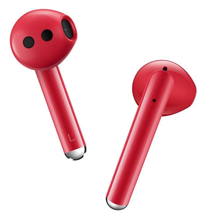 Belaidės ausinės Huawei FreeBuds 3 Red