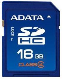 Adata SDHC Card 16GB Class 4