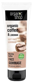 Organic Shop Morning Coffee Soft Face Gommage 75ml