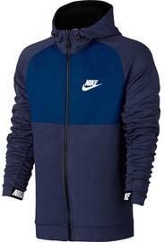 Nike Hoodie FLC AV15 861742 429 Blue XL