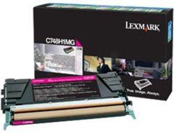 Lexmark C748H3MG MAGENTA