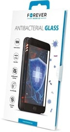 Forever Antibacterial Tempered Glass with Frame Apple iPhone 12 / 12 Pro Black
