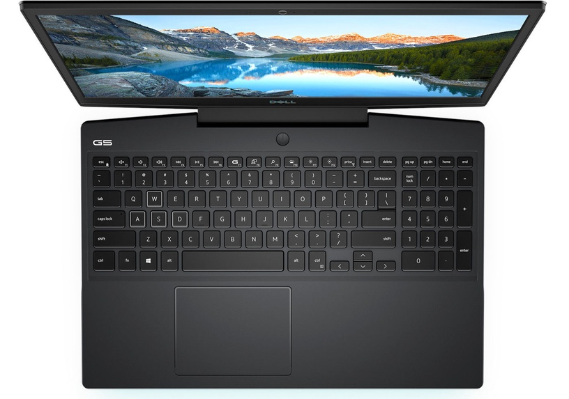 "Nešiojamas kompiuteris Dell G5 15 5500-4830 Black PL Intel® Core™ i7, 16GB/1TB, 15.6"""
