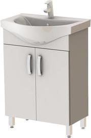 Juventa Butterfly 60 Cabinet White (kahjustatud pakend)