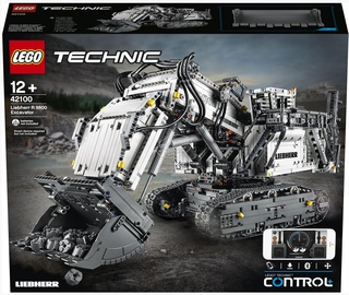 Konstruktor LEGO Technic Liebherr R 9800 ekskavaator 42100, 4108 tk