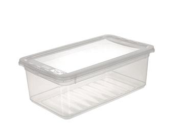 Dėžė Keeeper, su dangčiu, 33 x 19,5 x 12 cm