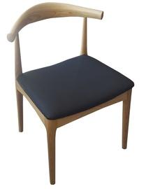 Стул для столовой MN 288 Black 2981069, 1 шт.