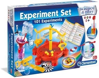 Clementoni Experiment Set 101 Experiments 78200